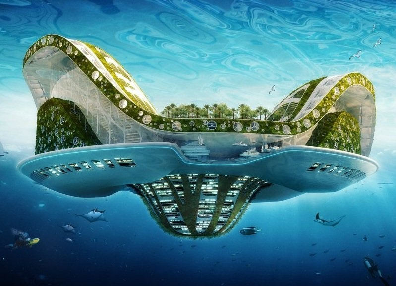 New-Building-Ideas-Lilypad-Floating-city-of-the-future